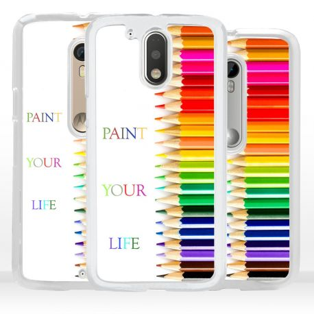 Cover per Motorola Paint your Life
