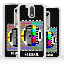 Cover per Motorola fine trasmissioni TV