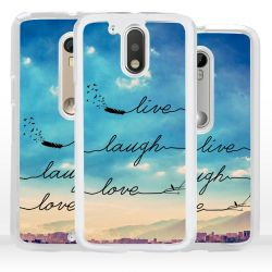 Cover per Motorola Live Laugh Love