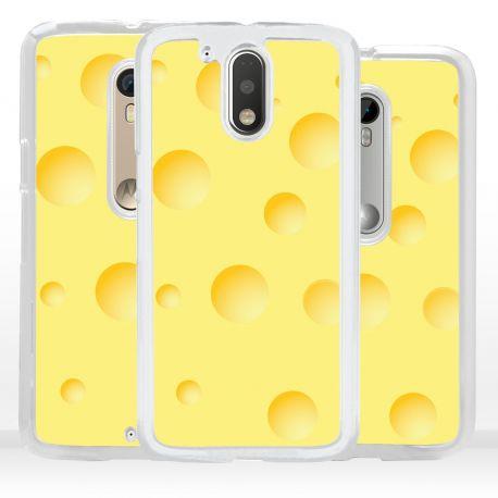 Cover per Motorola formaggio svizzero