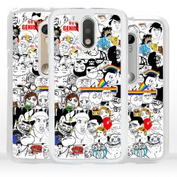 Cover per Motorola meme sticker