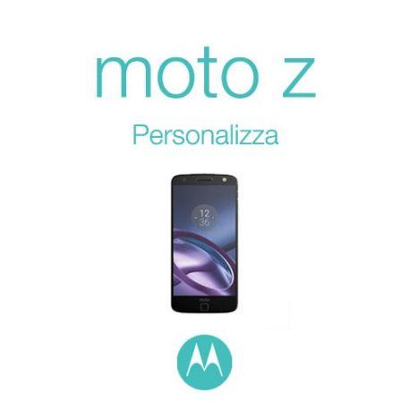 Cover Personalizzata per Motorola Moto X Style