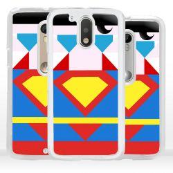 Cover per Motorola Supereroe Acciaio
