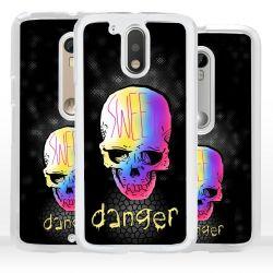Cover per Motorola Teschio Sweet Danger