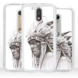 Cover per Motorola indiano pellerossa