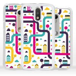 Cover per Motorola città labirinto