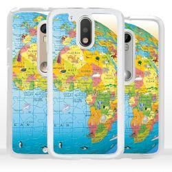 Cover per Motorola mappamondo