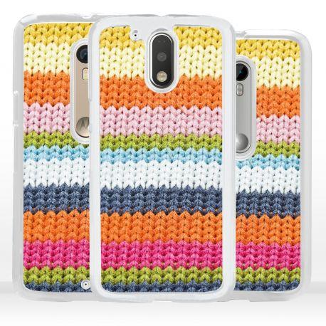 Cover per Motorola maglione lana