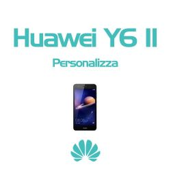 Cover Personalizzata per Huawei Y6 II