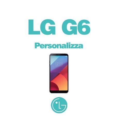 Cover Personalizzata per LG G6