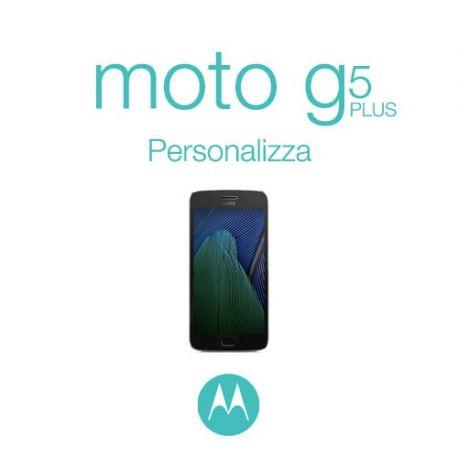 Cover Personalizzata per Motorola Moto G5 Plus