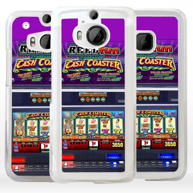 Slot box covers