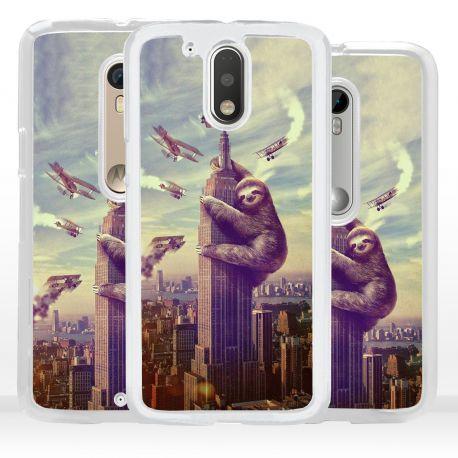Cover bradipo per Motorola
