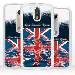 Cover bandiera Regno Unito per Motorola