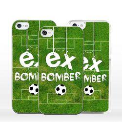 Cover ex bomber per iPhone