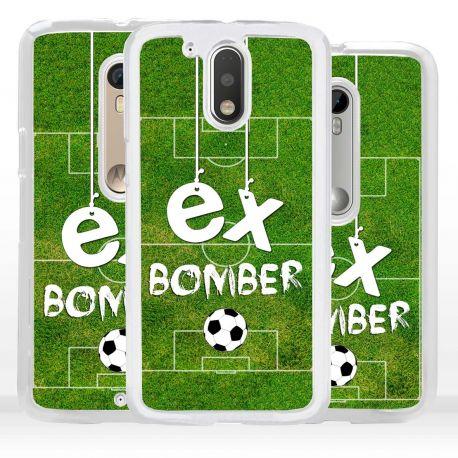 Cover ex bomber per Motorola