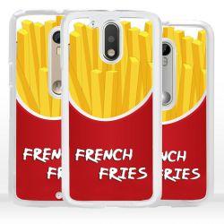 Cover patatine fritte per Motorola