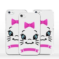 Cover gatto cartone animato per iPhone