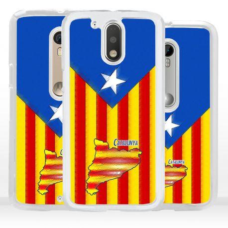 Cover bandiera Catalogna per Motorola