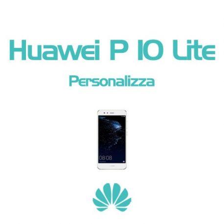 Cover Personalizzata per Huawei P10 Lite