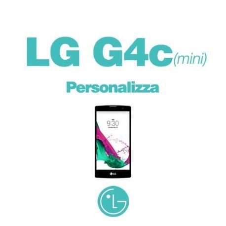 Cover Personalizzata per LG G4c