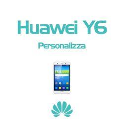 Cover Personalizzata per Huawei Y6