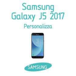 Cover Personalizzata per Samsung Galaxy J5 2017