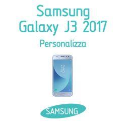 Cover Personalizzata per Samsung Galaxy J3 2017