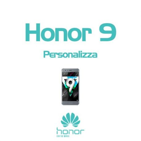 Cover Personalizzata per Honor 9