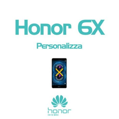 Cover Personalizzata per Honor 6X