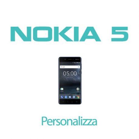 Cover Personalizzata per Nokia 5
