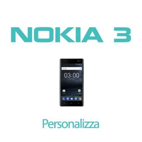 Cover Personalizzata per Nokia 3