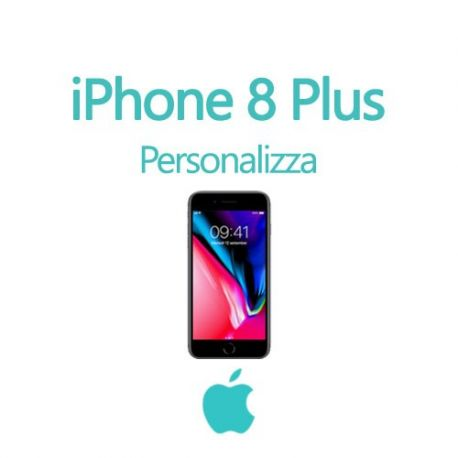 Cover Personalizzata per iPhone 8 Plus