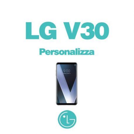 Cover Personalizzata per LG V30