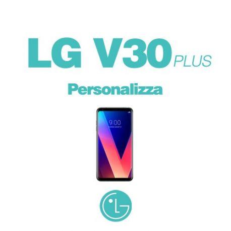 Cover Personalizzata per LG V30 Plus
