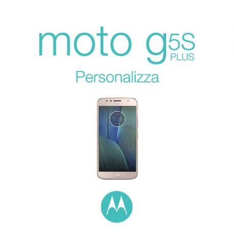 Cover Personalizzata per Motorola Moto G5S Plus