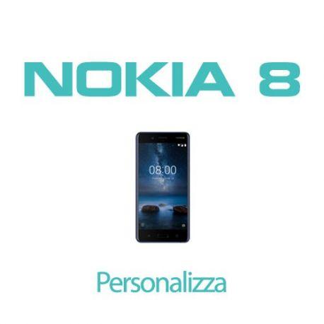 Cover Personalizzata per Nokia 8