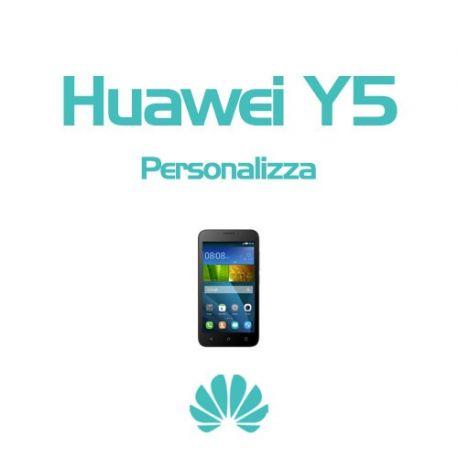 Cover Personalizzata per Huawei Y5