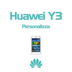 Cover Personalizzata per Huawei Y3