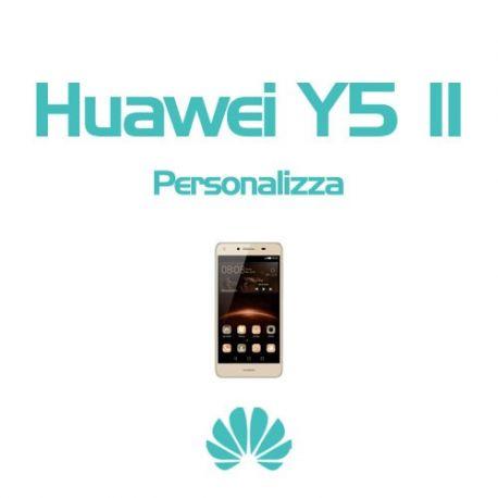 Cover Personalizzata per Huawei Y5 II