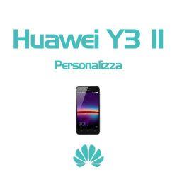 Cover Personalizzata per Huawei Y3 II