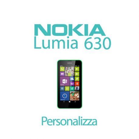 Cover Personalizzata per Nokia Lumia 630