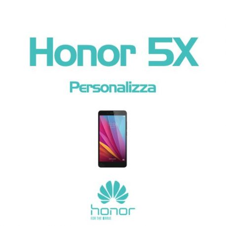 Cover Personalizzata per Honor 5X