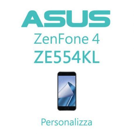 Cover Personalizzata per Asus ZenFone 4 ZE554KL