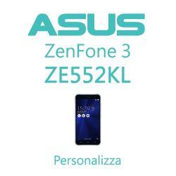 Cover Personalizzata per Asus ZenFone 3 ZE552KL