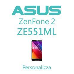 Cover Personalizzata per Asus ZenFone 2 ZE551ML