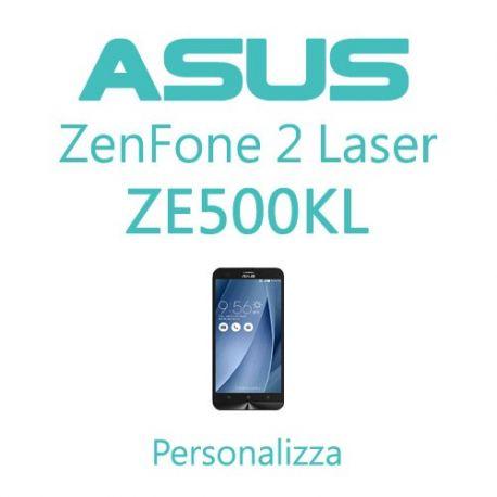 Cover Personalizzata per Asus ZenFone 2 Laser ZE500KL