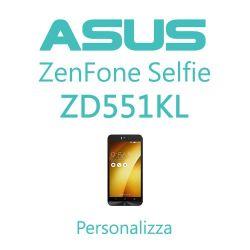 Cover Personalizzata per Asus ZenFone Selfie ZD551KL