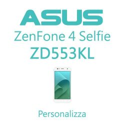 Cover Personalizzata per Asus ZenFone 4 Selfie ZD553KL