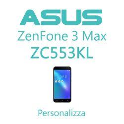 Cover Personalizzata per Asus ZenFone 3 Max ZC553KL